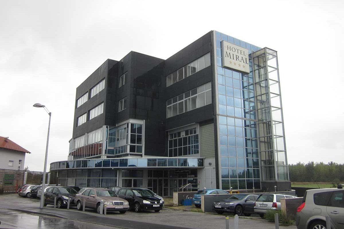 Hotel Miral Zagreb
