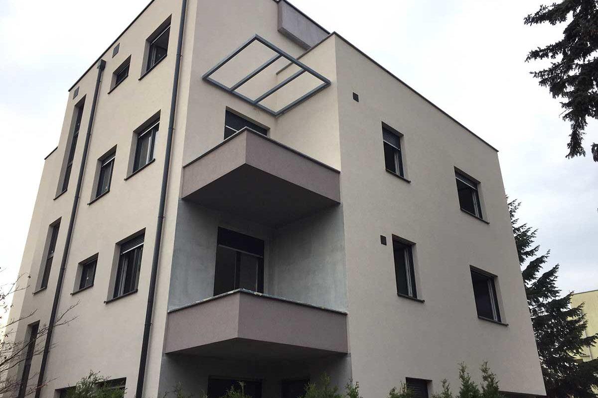 Zgrada Dudovec Zagreb